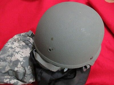 Ach Advanced Combat Helmet Speciality Defense Sys Extra Large New Pads Chin