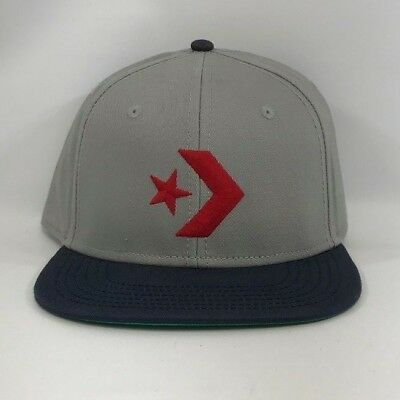 af1411bb5215 CONVERSE SNAPBACK HAT Gray Blue Original With Tags -  15.00