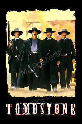 Posters USA - Tombstone Kurt Russell Movie Poster Glossy Finish - MCP283