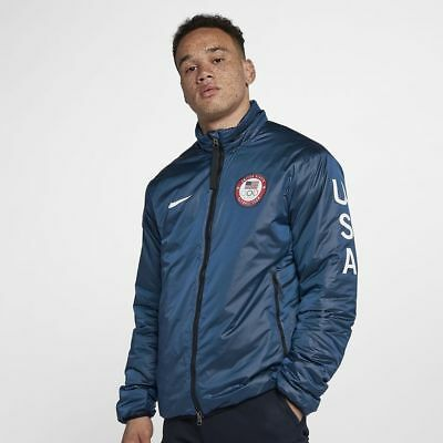 NikeLab Team USA Summit Olympic Jacket - CHOOSE SIZE - 916645-474 2018 Midlayer