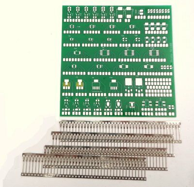 Prototype Breadboards for Surface Mount SMT and SMD (Cut Apart DIY PCB)