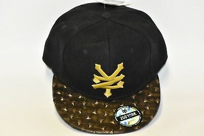 54f973da1f1 ZOO YORK Snapback Hat Baseball One Size Skater Hat Flat Bill New!! Type  zh60136