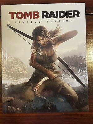 Tomb Raider Collector's Edition Guide