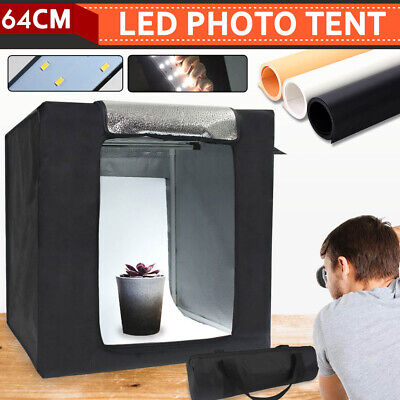 Portable Photo Studio Shooting Light Tent Cube Soft Box Light Room 60CM/23.6''