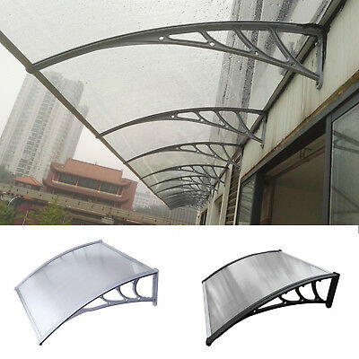 New Door Canopy Awning Shelter Front And Back Door Awning 3 Sizes