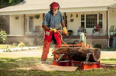 CHAINSAW MILL – CONVERT YOUR CHAIN SAW TO A SAWMILL by NORWOOD PORTABLE SAWMILLS
