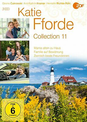 Katie Fforde - Collection 11 / 3-Filme # 3-DVD-BOX-NEU