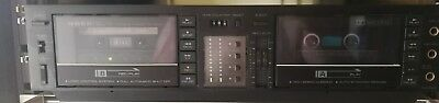 Uher Reference Nr1 Doppel Tape Deck LC 300W