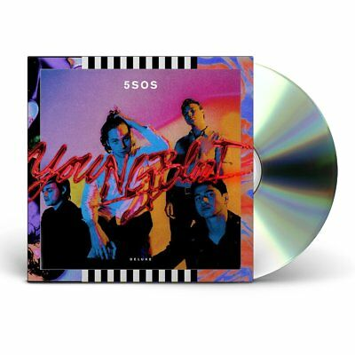 5 Seconds Of Summer - Youngblood (Deluxe) [CD] Sent Sameday*