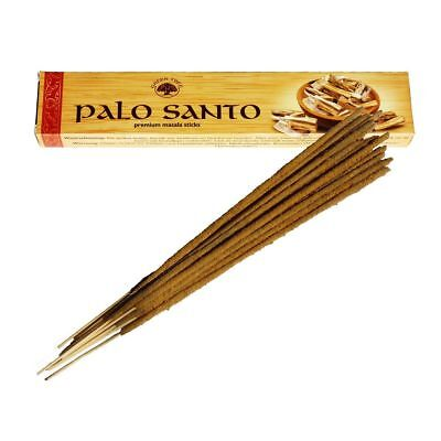 Green Tree | Green Tree Palo Santo Natural Incense Sticks from only 99p
