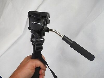 Video monopod tripod stabilizer for Sony Canon Nikon Panasonic dslr Yunteng 288