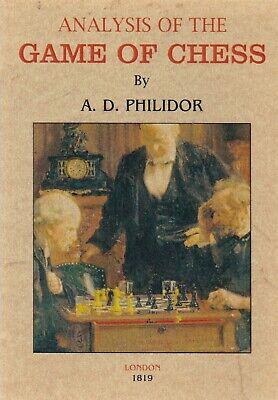 Analysis of the Game of Chess by A. D. Philidor (Paperback) Book