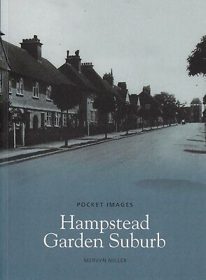 Hampstead Garden Suburb -  Local History Book - Pocket Images (Paperback)