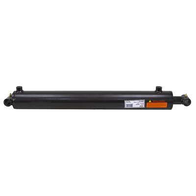 3x24x1.5 Hyflow Controls Double Acting Hydraulic Cylinder  9-12293