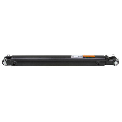 3x24x1.5 Hyflow Controls Double Acting Hydraulic Cylinder  9-12291