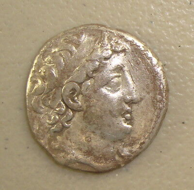 129-125 BC Seleucid King., Demetrius II Nicator Ancient Greek Silver Tetradrachm