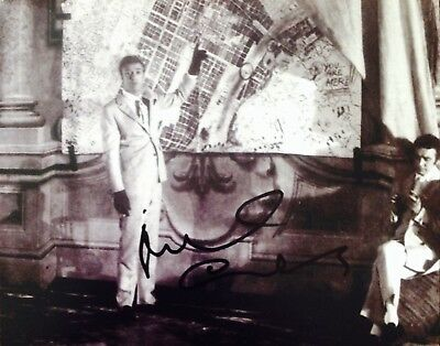 Michael Caine Authentic Signed 10X8 Photo Aftal#198