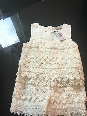 Girls All In One age 4 Years Bnwt