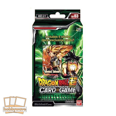 Dragon Ball Super TCG - Dark Invasion Starter Deck