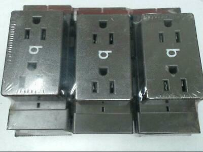 Herman Miller A1311.B Brand New Panel Receptacle AO Series Medium Tone Pack of 6