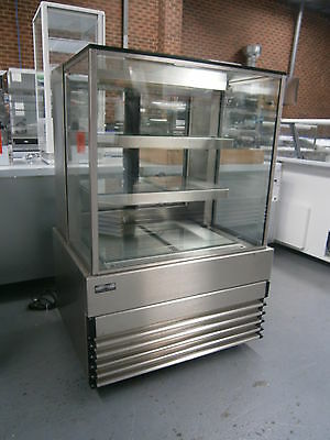 Koldtech Refrigerated Display Cabinet - 900mm Wide SQRCD-9-BA