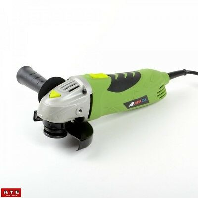 """EFT Listed Neiko 10611A 4-1//2/"""" Electric Angle Grinder with Handle"""
