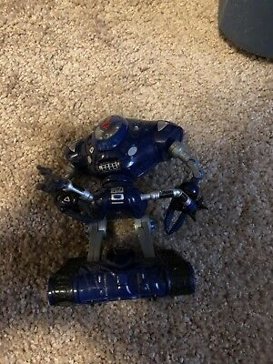 Lost In Space Rocket Launcher Robot Electronic Action Figure loose L@@K !