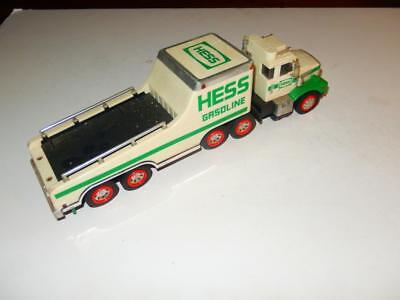 Older Hess Truck - 1988  Truck- Used- Incomplete  - L247