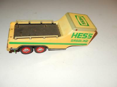 Older Hess Truck - 1988  Trailer Only  -Used- Incomplete  - L247