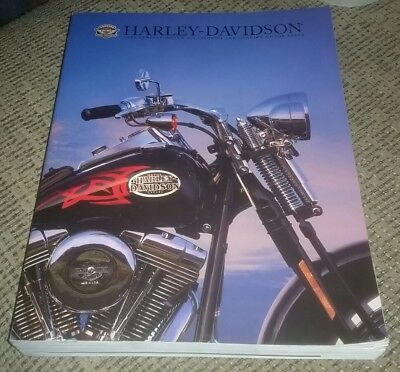 Harley Davidson 2005 Motorcycle Dealer Genuine Motor Accessories & Parts Catalog
