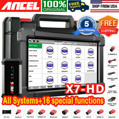 FOXWELL NT520 FOR BMW Full Systems Engine ABS SRS Scanner SAS DPF