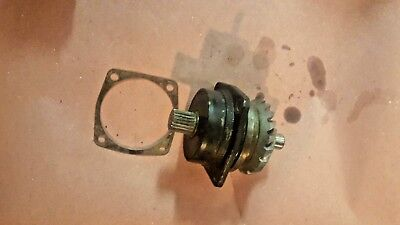 Honda Magna 750 Vf750C Output Shaft Bevel Gear (Br6)