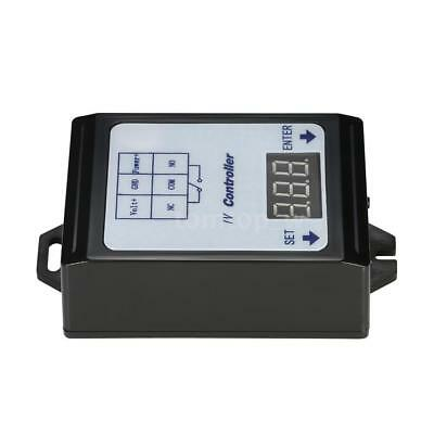 DC Voltage Detection Charging Discharge Monitor Relay Modules Switch Controller