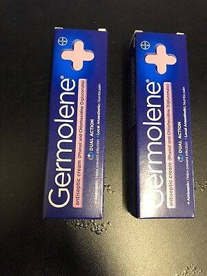 Germolene Antiseptic Cream with Local Anaesthetic 30g - 2 Pack