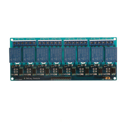 8 ways Relay Module 24V 8 Channel Relay Module Board for Arduino PIC UK