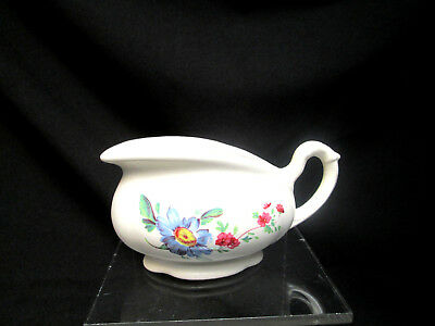 Charming Axe Vale Pottery Devon Hand Painted Small Decorative Jug