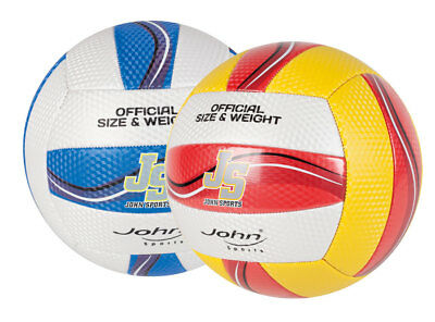 John Sport JS Volleyball Spielball Spiel Beach Volley Ball Rope Style