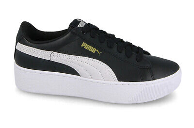 Puma Platform Seamless Wns White Women Casual Lifestyle Shoes Sneakers 369162-01