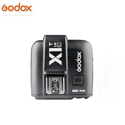 Godox X1C-T 2.4GHz E-TTL Wireless Single Transmitter Trigger For Canon EOS New