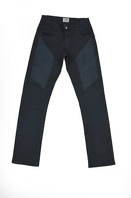 9.2 by CARLO CHIONNA Blue JEANS STRAIGHT STRETCH FIT Made in ITaly 14 Yrs GOOD