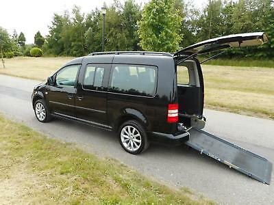 2015 Volkswagen Caddy Maxi Life 1.6 Tdi Automatic WHEELCHAIR ACCESSIBLE VEHICLE