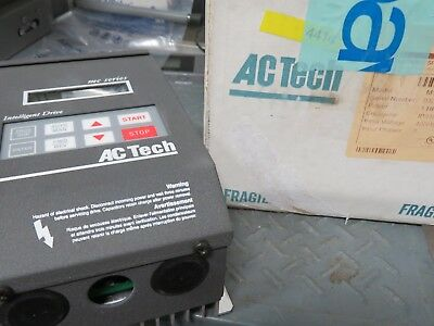 Ac Tech M1410B Mc Series Intelligent Drive 1Hp 3Ph