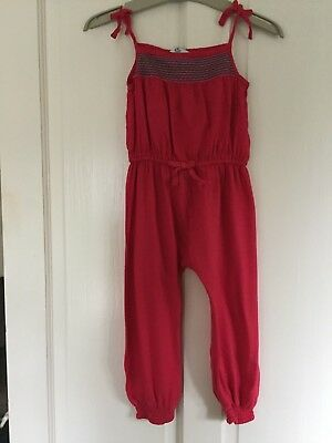 Girls M&co Kids Lovely Detailed  Jumpsuit Age 2 - 3 Years