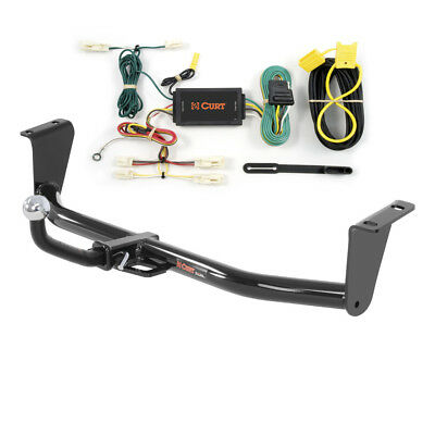 curt class 3 trailer hitch & wiring for 2014 2016 toyota highlander toyota highlander trailer hitch installation curt class 1 trailer hitch & wiring for 2014 2016 toyota corolla