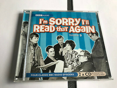 I'M SORRY I'LL Read That Again, Old Time Radio Comedy