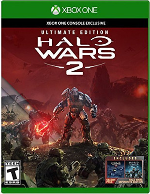 Xone Action-Halo Wars 2 Ultimate Edition  Xb1 New