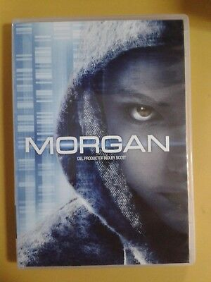 Morgan (Ridley Scott). Dvd
