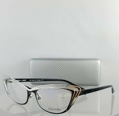 6bc9bea1b7 Brand New Authentic Alain Mikli A0 1291 MOCD Eyeglasses A0 1291 52mm Frame