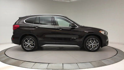 BMW X1 sDrive28i Sports Activity Vehicle sDrive28i Sports Activity Vehicle 4 dr Automatic Gasoline 2.0L 4 Cyl Sparkling B