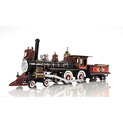 "Union Pacific Railroad No. 119 Steam Locomotive Model 21"" Golden Spike Train New"